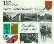 Gäste aus Fouesnant beim Heimat- und Schützenfest