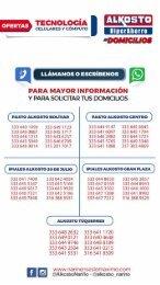 Ofertas Tecnología Alkosto Nariño - 16/07/2020