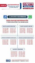 Ofertas Electrodomésticos Alkosto Nariño - 16/07/2020