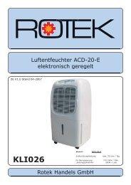 KLI026 - Rotek