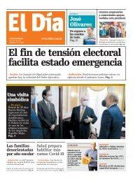 Edición impresa 17-07-2020