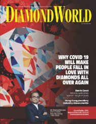Diamond World (DW) May - June 2020