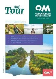 Auf Tour Nr. 2 – Freizeit- und Reisetipps für das Oldenburger Münsterland