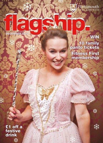 Flagship magazine - December 2012 (PDF) - Portsmouth City Council