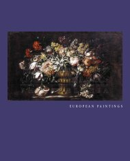 European Paintings (Schwarz Gallery - Philadelphia Collection 67)