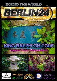 Japan Park Düsseldorf - King Ralph on Tour