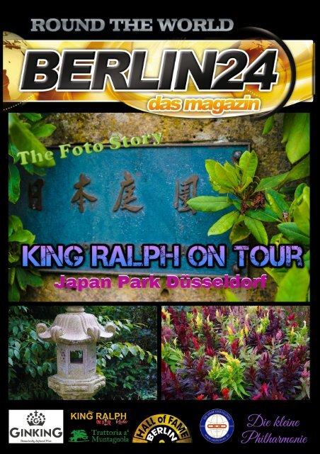 Japan Park Düsseldorf - King Ralph on Tour