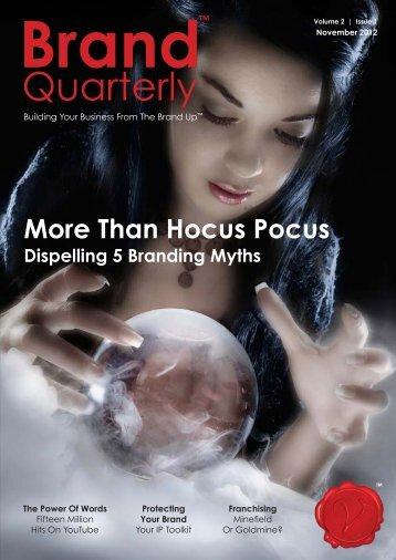 Download PDF... - Brand Quarterly
