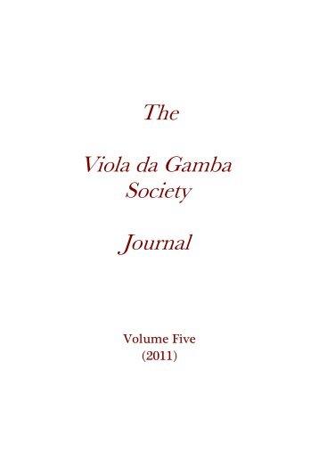 Ne irascaris, Domine - The Viola da Gamba Society