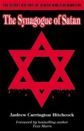 Synagogue of Satan - Hitchcock - Conspirazzi
