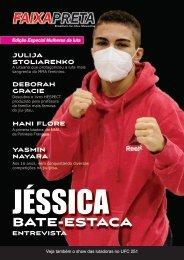 Revista Faixa Preta Digital - Edição especial Mulheres da Luta