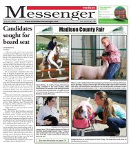 Madison Messenger - July 19th, 2020