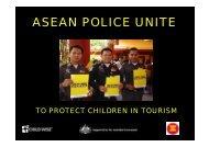 ASEAN POLICE UNITE