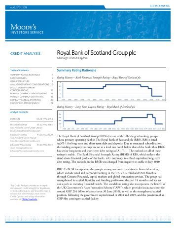 name two motivating factors at royal bank of scotland Management case studies on team motivation, corporate social responsibilities & etc the royal bank of' scotland group name two motivating factors at rbs.