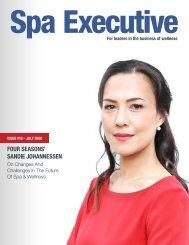 Spa Executive | July 2020
