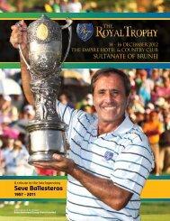 Seve Ballesteros - The Royal Trophy