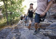 Spirited Travellers Media Guide - Tourism NT