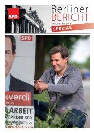 Berliner Bericht - SPEZIAL 2020