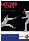 Uhlmann Fencing Challenge 2020 - Page 5