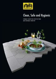 Clean, Safe and Hygienic - Argelith