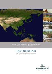 Royal Haskoning Asia - Royal Haskoning Maritime