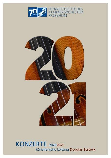 Konzerte 2020 2021