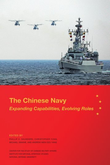 The Chinese Navy - National Defense University