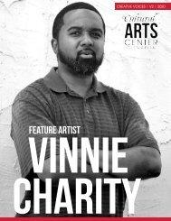 Vinnie Charity Artist Feature