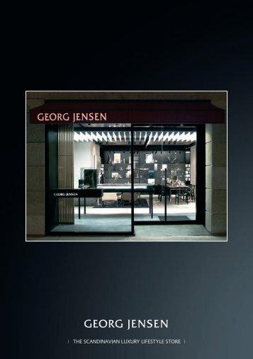 | The Scandinavian luxury lifeSTyle STore | - Georg Jensen