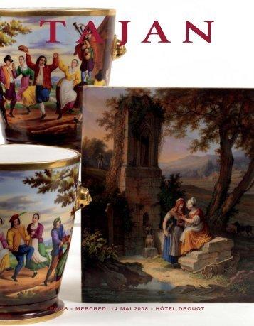 Céramique - Tajan