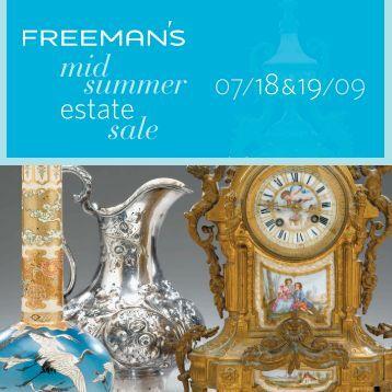 midsummer sale - Freeman's Auctioneers