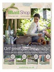 Get your garden ready!