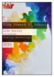 Lockdown Poetry Anthology