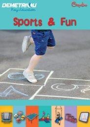 Sports and Fun Catalogue