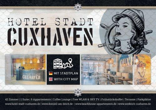 Imagebroschüre Hotel Stadt Cuxhaven