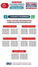 Ofertas Electrónica Alkosto Nariño - 21/07/2020