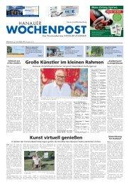 Wochenpost KW30