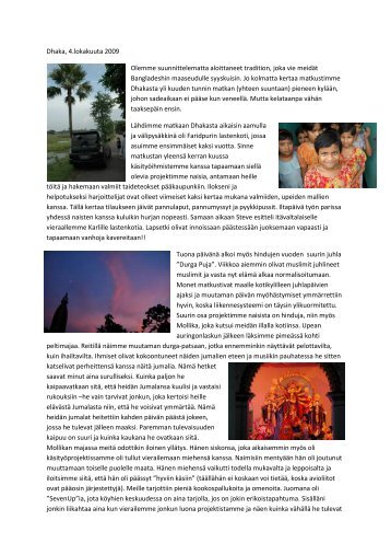 Adams lokakuu 2009 (PDF) - Crossnet
