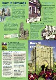 outer 4 pages - Visit Bury St Edmunds