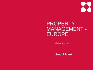 European commercial offices - Knight Frank Ireland