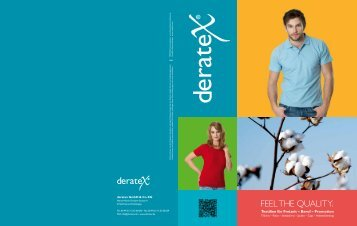 deratex Katalog 2012