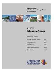 HellensteinZeitung 45 2020