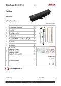 minicrane 350/520 - ABC Products - Seite 5