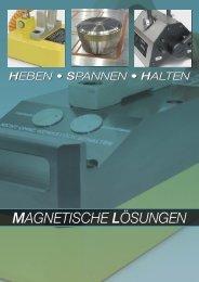 magnetisches spannen