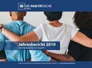 Der Paritätische in Bayern Jahresbericht 2019