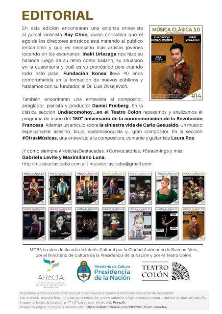 Musica Clasica 3.0 Nº14