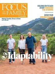 Focus on the Family Magazine - August/September 2020