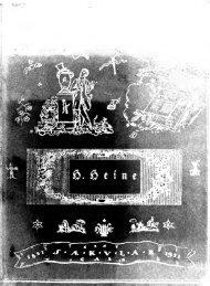 Der Anlauf, Zeitschriften der Jahre 1817-1821 mit den ersten ...