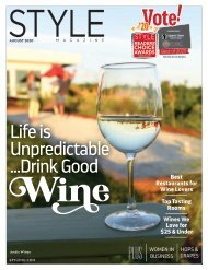 Style Magazine August 2020