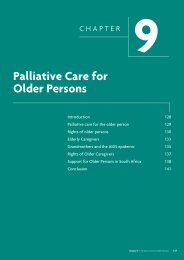 Case Study - Hospice Palliative Care Association of South Africa